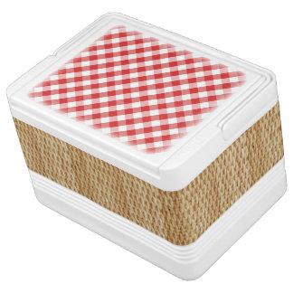 Picnic Basket Cooler クーラーボックス