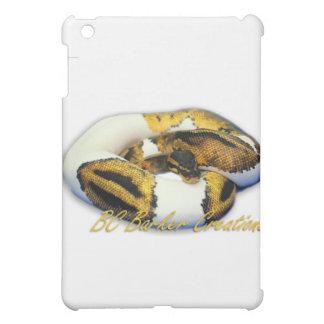 Piebaldの球の大蛇 iPad Miniケース