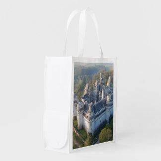 Pierrefondsの城 エコバッグ
