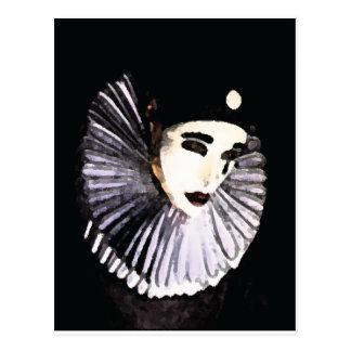 Pierrot ポストカード