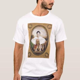 Pierrot、c.1815としてギャスパールDeburauのポートレート Tシャツ