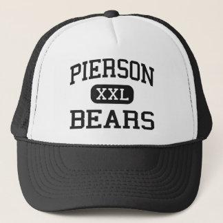 Pierson -くま-後輩-カンザスシティカンザス キャップ