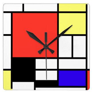 Piet Mondriaan , 1926 Composition クロック