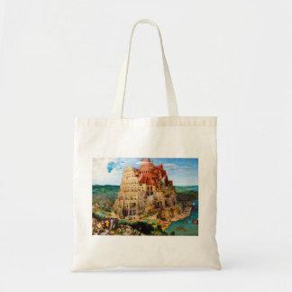 Pieter Bruegelバベルの塔より古い芸術 トートバッグ