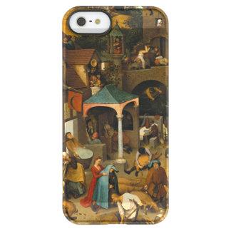 Pieter Bruegel年長者-オランダの諺 Permafrost iPhone SE/5/5sケース