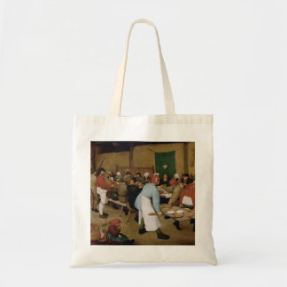 Pieter Bruegel年長者-小作農の結婚式 トートバッグ