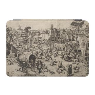 Pieter Bruegel著セントジョージの日の市 iPad Miniカバー