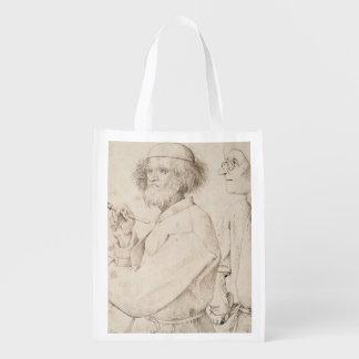 Pieter Bruegel著ペインターそして鑑識家 エコバッグ
