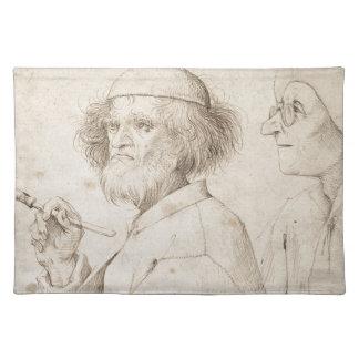 Pieter Bruegel著ペインターそして鑑識家 ランチョンマット