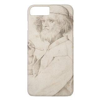 Pieter Bruegel著ペインターそして鑑識家 iPhone 8 Plus/7 Plusケース