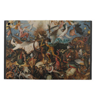 Pieter Bruegel著反逆の天使の秋 iPad Airケース