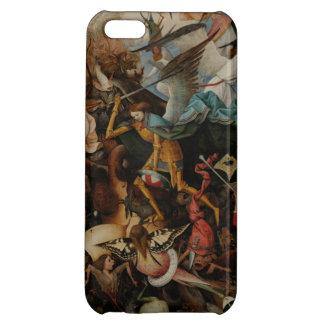 Pieter Bruegel著反逆の天使の秋 iPhone5Cケース