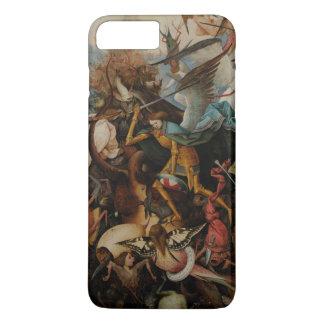 Pieter Bruegel著反逆の天使の秋 iPhone 8 Plus/7 Plusケース