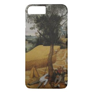 Pieter Bruegel著収穫機年長者 iPhone 8 Plus/7 Plusケース