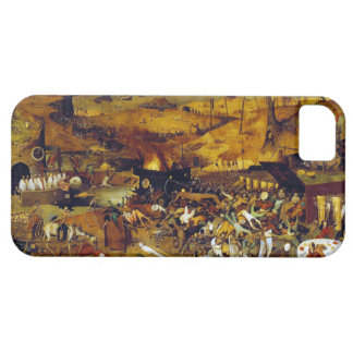 Pieter Bruegel著死の勝利年長者 iPhone 5 ベアリーゼアケース