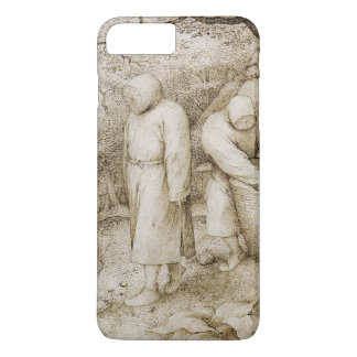 Pieter Bruegel著養蜂家年長者 iPhone 8 Plus/7 Plusケース