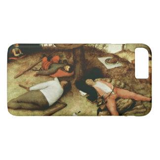 Pieter Bruegel著Cockaigneの土地年長者 iPhone 8 Plus/7 Plusケース