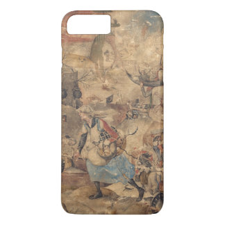Pieter Bruegel著Dulle Griet (不機嫌Meg) iPhone 8 Plus/7 Plusケース