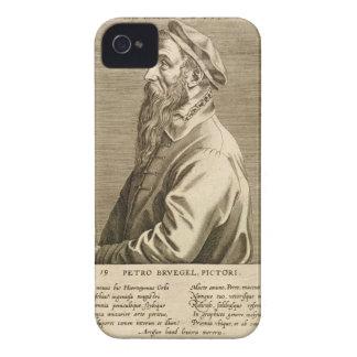 Pieter Brueghelのポートレート年長者(c.1527/8-69 Case-Mate iPhone 4 ケース
