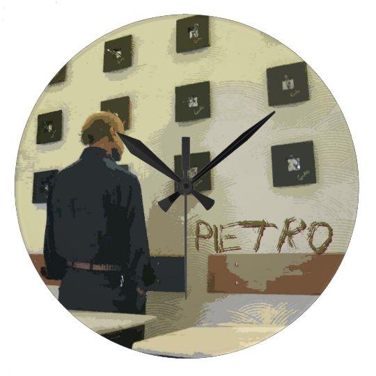 Pietro galleriafirenzeitaly ラージ壁時計