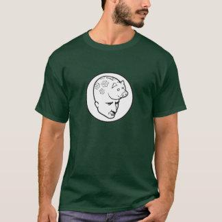 Piggybankhead Kotruljevic de Luxe Tシャツ