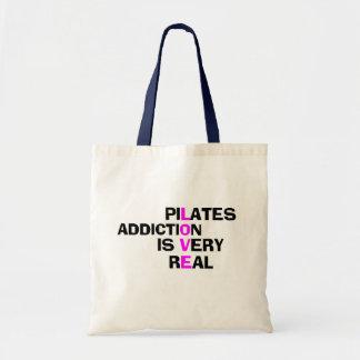 Pilatesの常習-おもしろいなトートバック トートバッグ