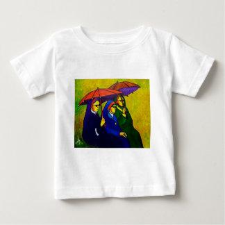 pilieroによる3人の尼僧 ベビーTシャツ