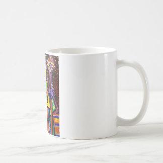 Piliero著交通指導員 コーヒーマグカップ