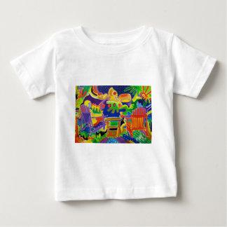 Piliero著冷えること ベビーTシャツ
