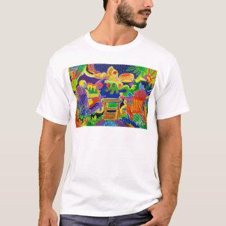 Piliero著冷えること Tシャツ