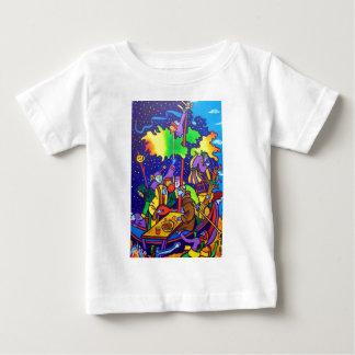 Piliero著古い最高傑作 ベビーTシャツ