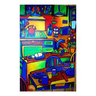Piliero著台所ファンタジー 便箋