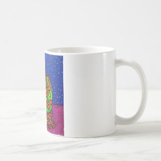Piliero著Appleキャンデー コーヒーマグカップ