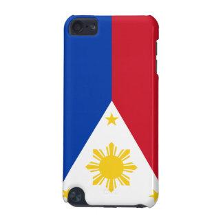 Pilipinasフィリピンの旗のipod touchの場合 iPod touch 5G ケース