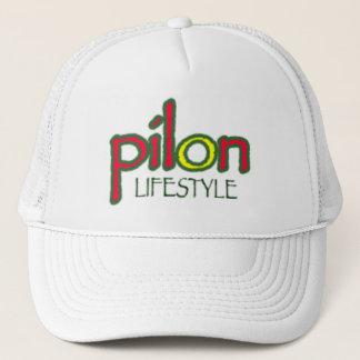 Pilonのライフスタイルのトラック運転手の帽子 キャップ