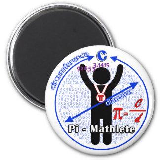 PiMathlete 3.14 Pi日 マグネット