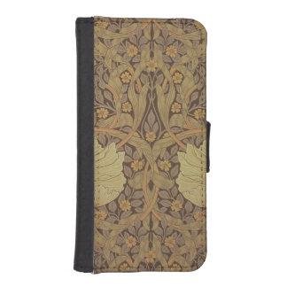 「Pimpernel」の壁紙のデザイン、1876 2 iPhoneSE/5/5sウォレットケース