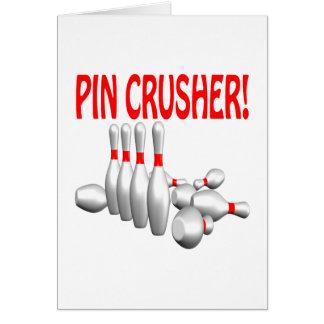 Pinの粉砕機 カード