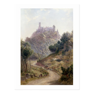 「Pina Cintra」、ポルトガルの王の避暑用の家 ポストカード