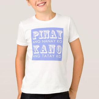 Pinayカノの男の子のTシャツ Tシャツ