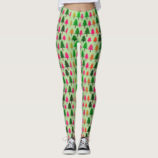 Pine Tree Leggings レギンス