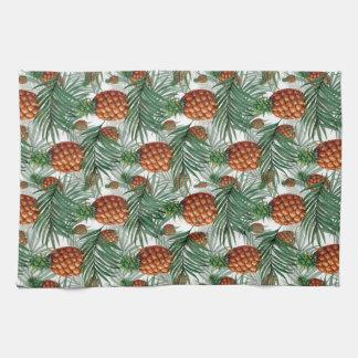 Pineapple王 キッチンタオル
