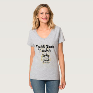 Pineapple Fourth 4th Grade Teachers Tシャツ