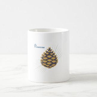 Pinecone コーヒーマグカップ