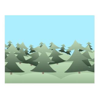 Pineforest ポストカード