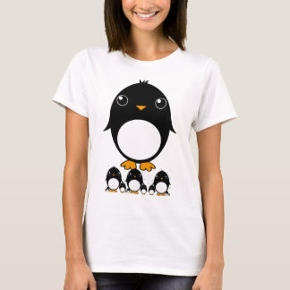 pinguinの女性のワイシャツ tシャツ