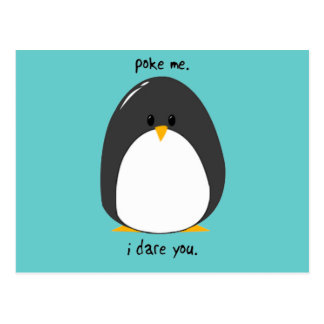 Pinguin ポストカード