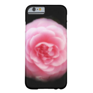Pink Camellia Barely There iPhone 6 ケース