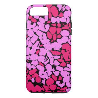 pink pattern iPhone 8 plus/7 plusケース