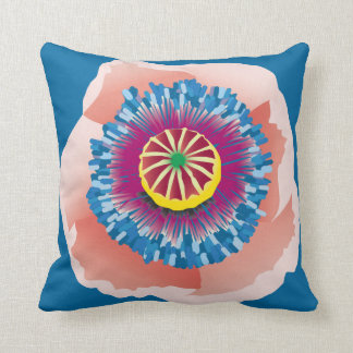 Pink Poppy Pillow クッション